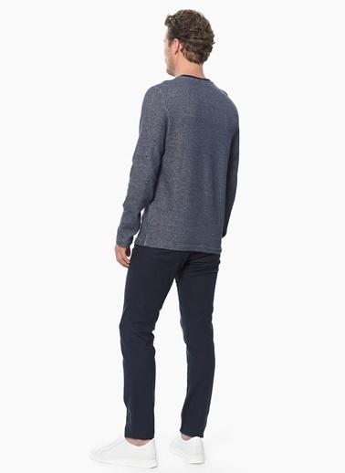 NetWork Sweatshirt Lacivert